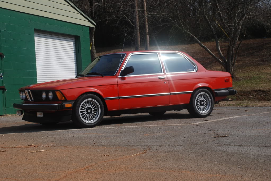 Bmw 320i 1982 Review Amazing Pictures And Images Look At The Car