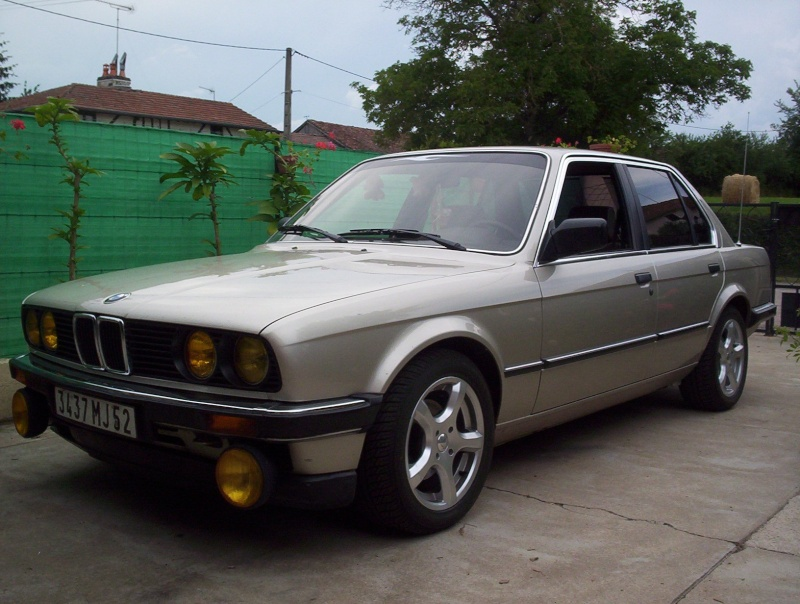 Bmw 320i 1985 Review Amazing Pictures And Images Look