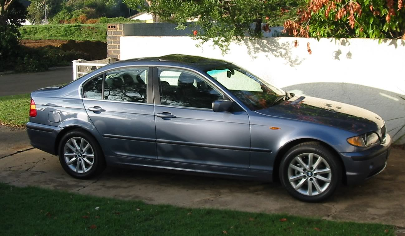 Bmw 320i 2003 Review Amazing Pictures And Images Look