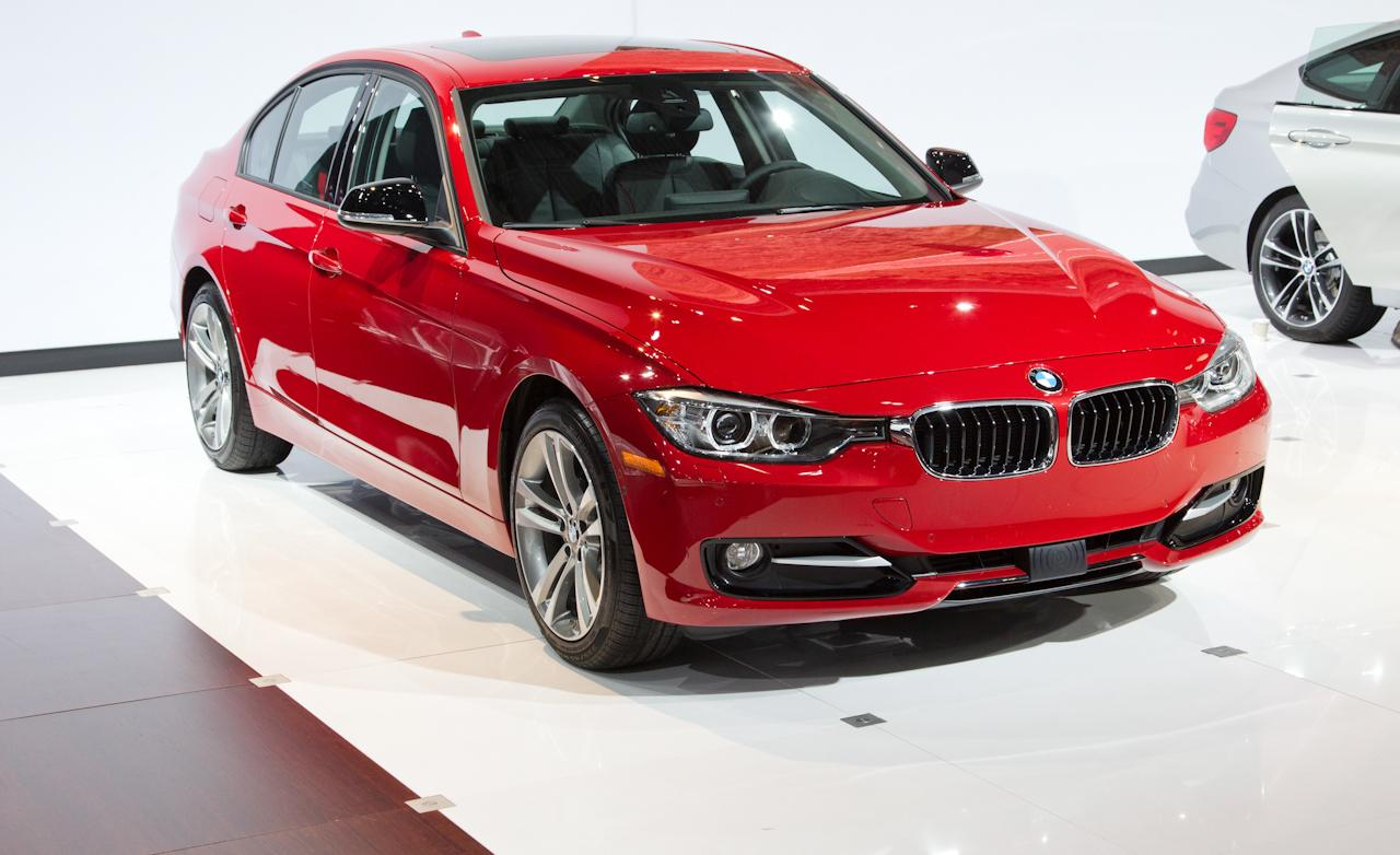 Bmw 320i 2014 Review Amazing Pictures And Images Look