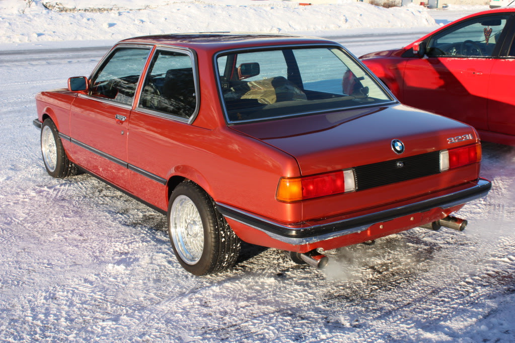 BMW 323i 1979 Review Amazing Pictures And Images Look