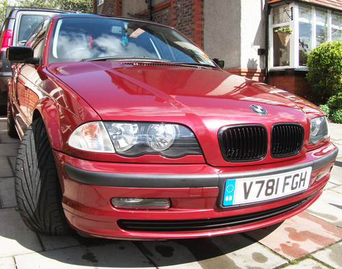 Bmw 323i 1999 Review Amazing Pictures And Images Look At The Car