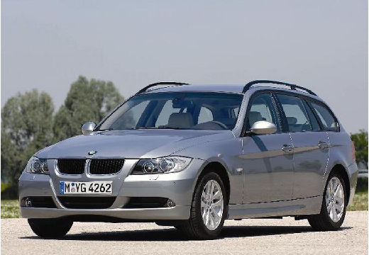 BMW 325Xi 2007 photo - 4