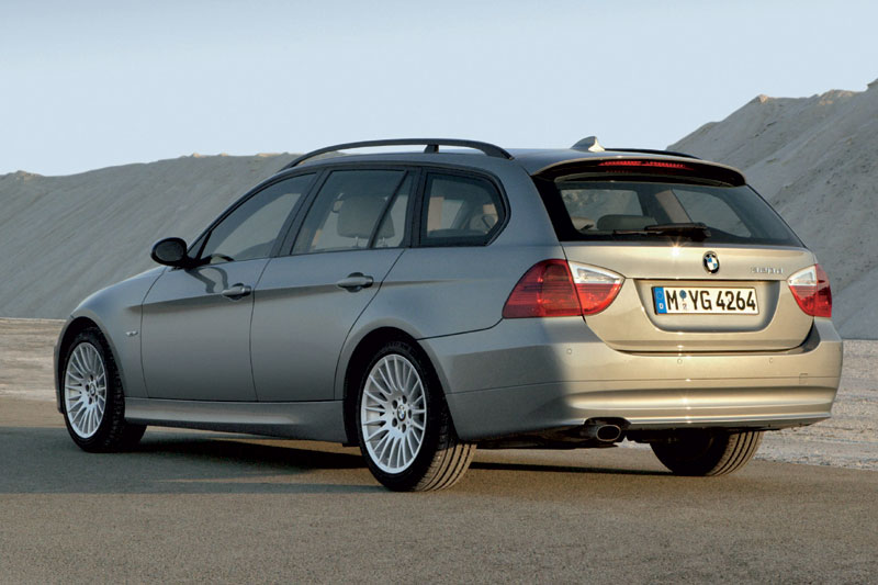 BMW 325Xi 2007 photo - 6