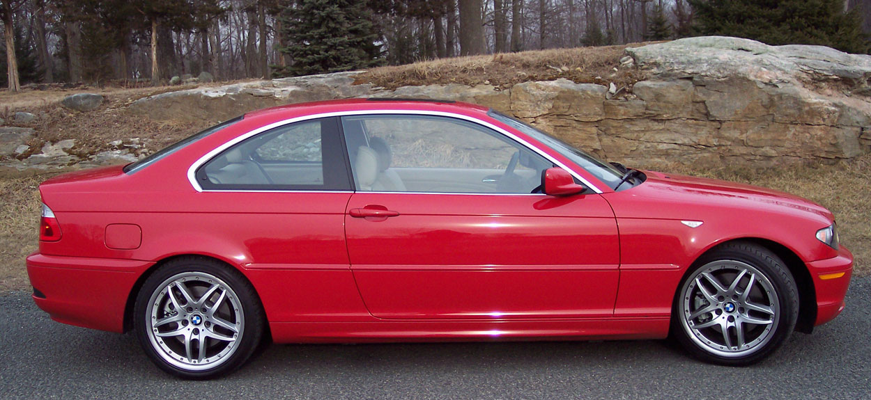 BMW 330Ci 2001 photo - 5