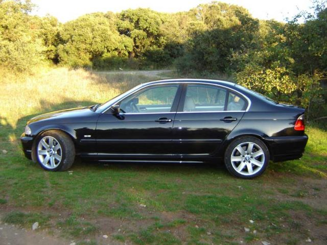 BMW 330d 2000: Review, Amazing Pictures and Images – Look ...