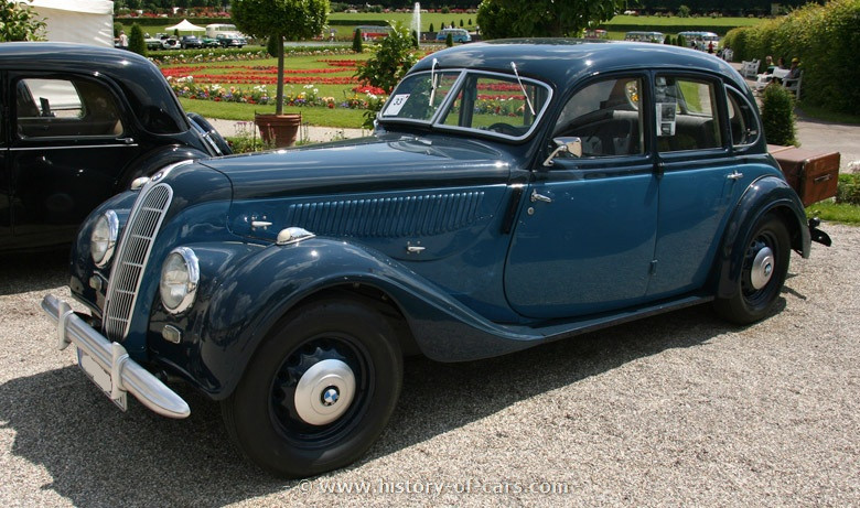 BMW 335 1939: Review, Amazing Pictures and Images – Look at the car