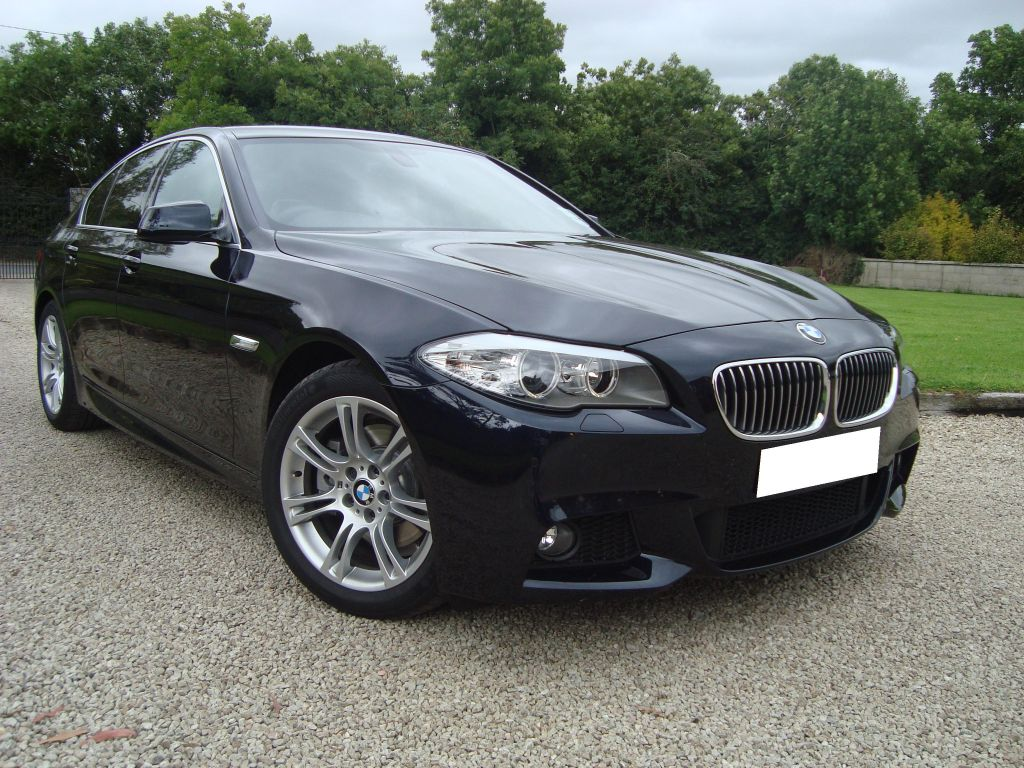 Bmw 520d 2012 Review Amazing Pictures And Images Look