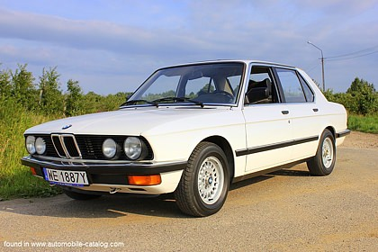 Bmw 520i 1983 Review Amazing Pictures And Images Look At The Car