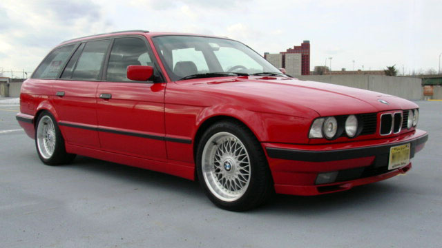 Bmw 520i 1993 Review Amazing Pictures And Images Look