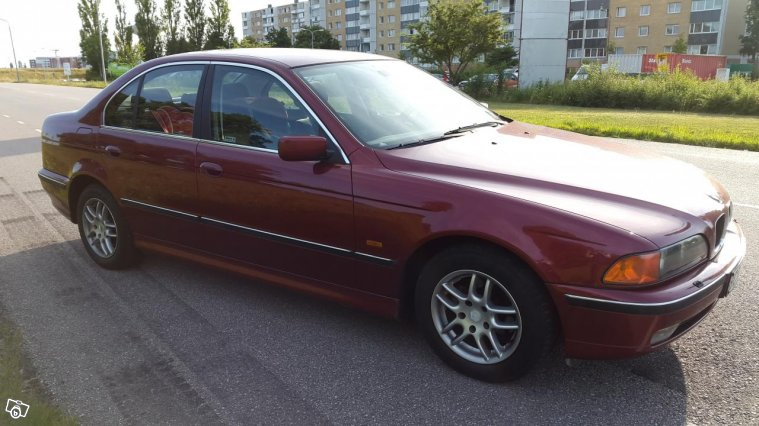 Bmw 523i 1996 Review Amazing Pictures And Images Look