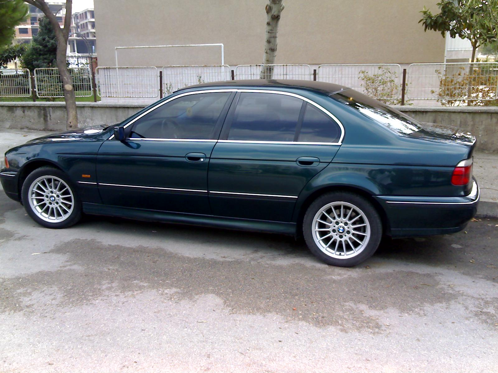 Bmw 523i 1998 Review Amazing Pictures And Images Look