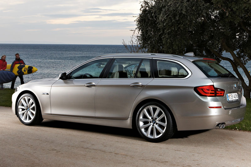 Bmw 523i 2011 Review Amazing Pictures And Images Look