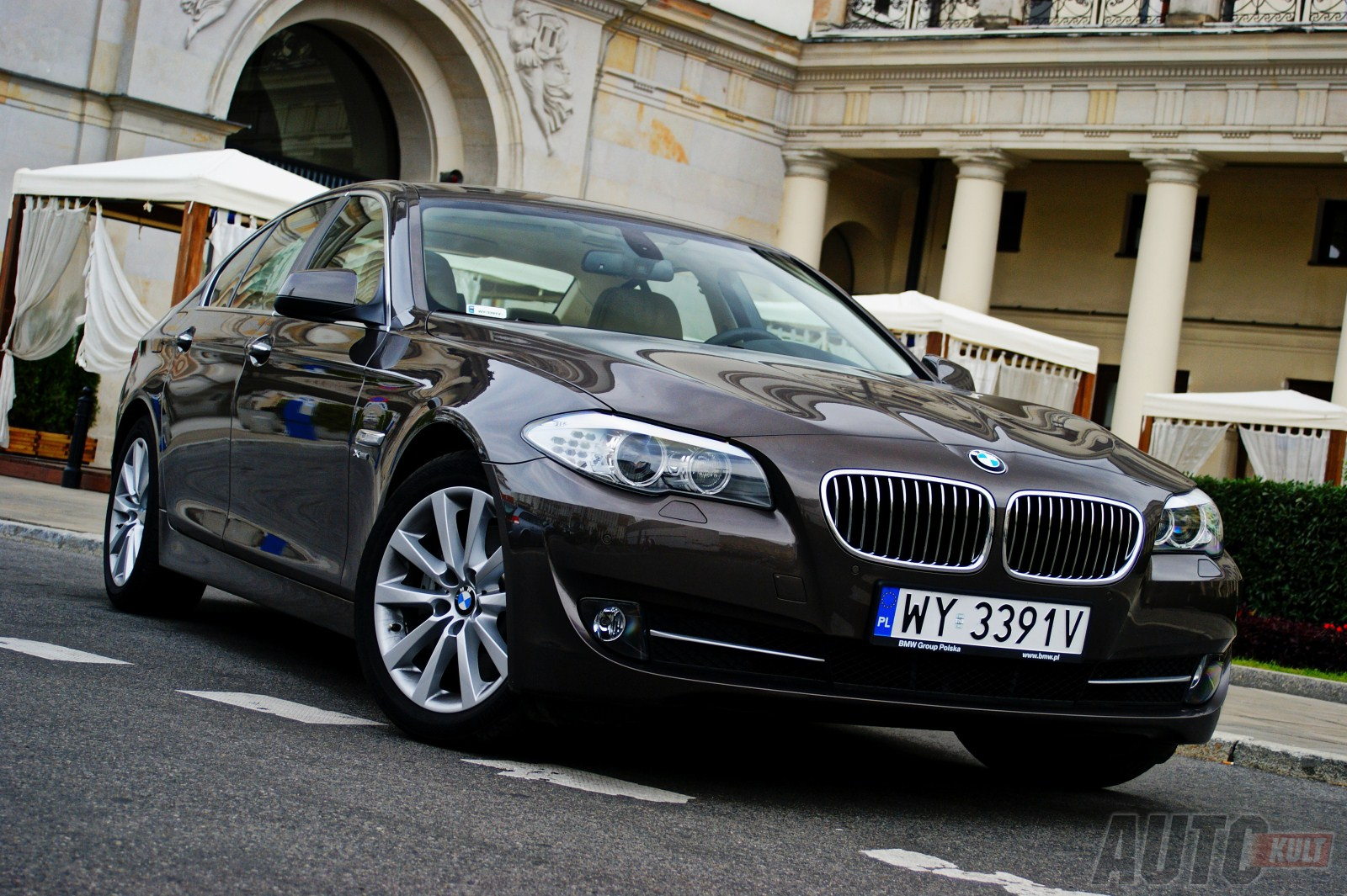Bmw 523i 2013 Review Amazing Pictures And Images Look