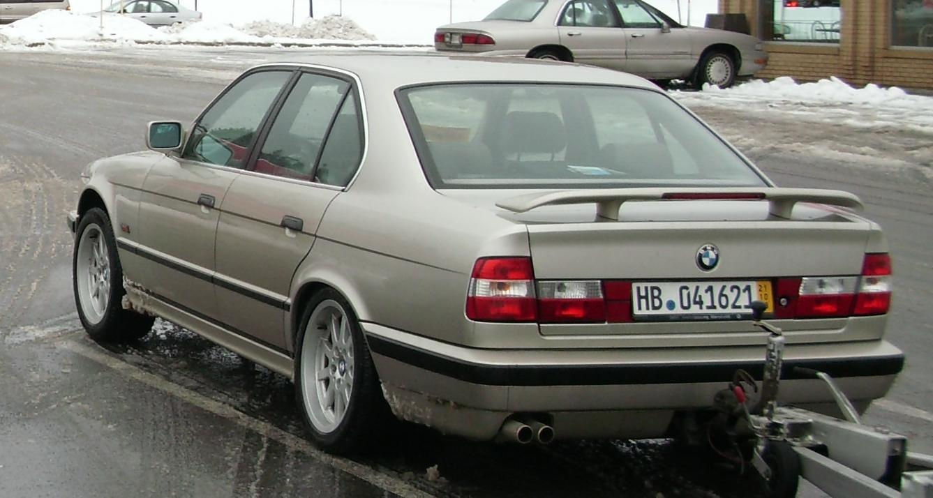 Bmw 525 1979 Review Amazing Pictures And Images Look