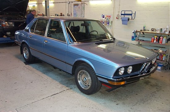 Bmw 525 1982  Review  Amazing Pictures And Images  U2013 Look