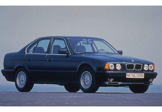 Bmw 525 1990 Review Amazing Pictures And Images Look