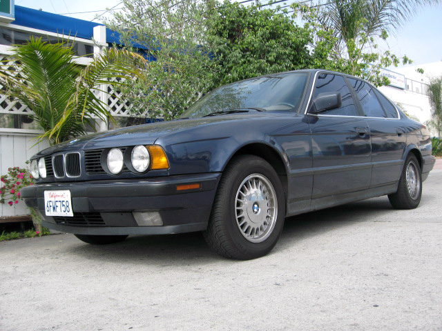 Bmw 525 1991 Review Amazing Pictures And Images Look