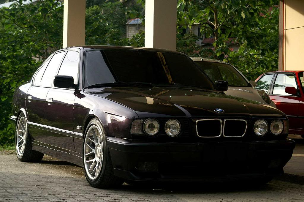 Bmw 525 1995 Review Amazing Pictures And Images Look