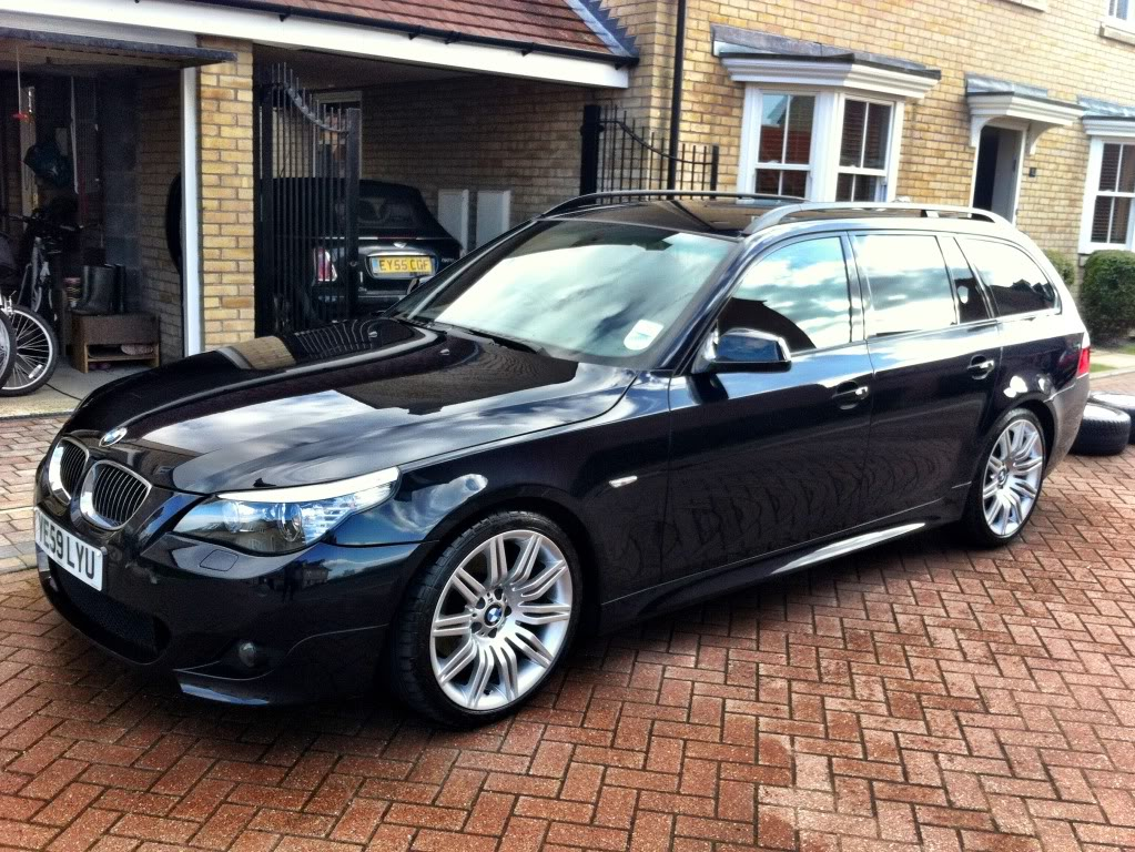 Bmw 525d 2006 Review Amazing Pictures And Images Look