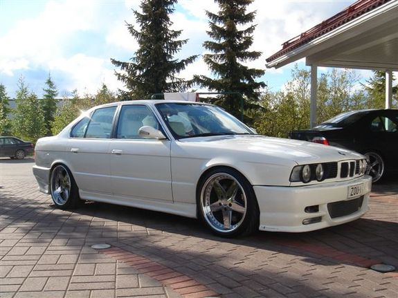 Bmw 525i 1990 Review Amazing Pictures And Images Look