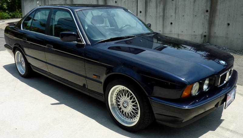 Bmw 525i 1995 review amazing pictures and images look at the car bmw 525i 1995 photo 1 publicscrutiny Images