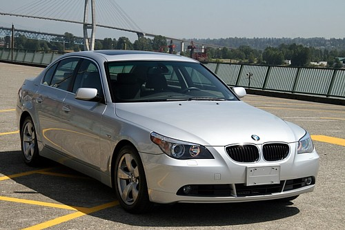 Bmw 525i 2006 Review Amazing Pictures And Images Look