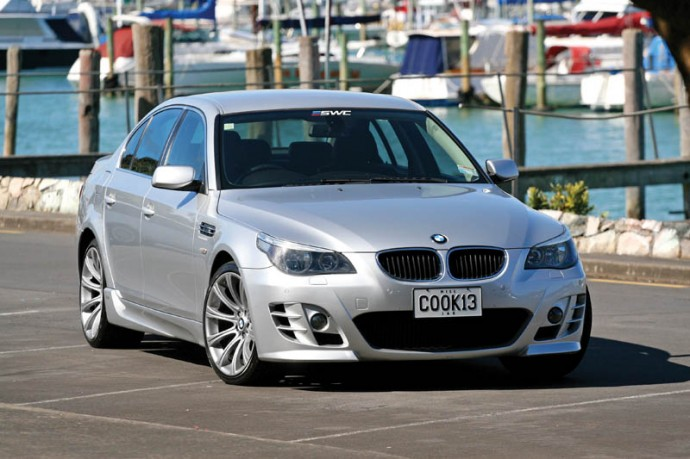 BMW 525i 2010 Review Amazing Pictures and Images  Look at the car