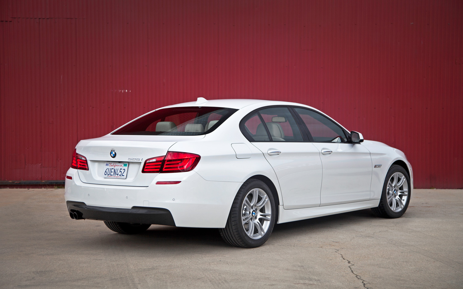 Bmw 528 2012 Review Amazing Pictures And Images Look