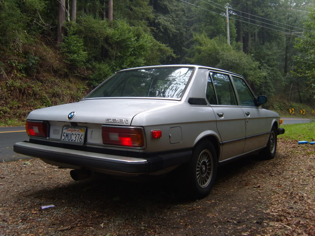 Bmw 528i 1980 Review Amazing Pictures And Images Look