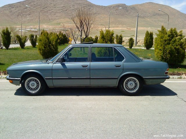 Bmw 528i 1982 Review Amazing Pictures And Images Look At The Car