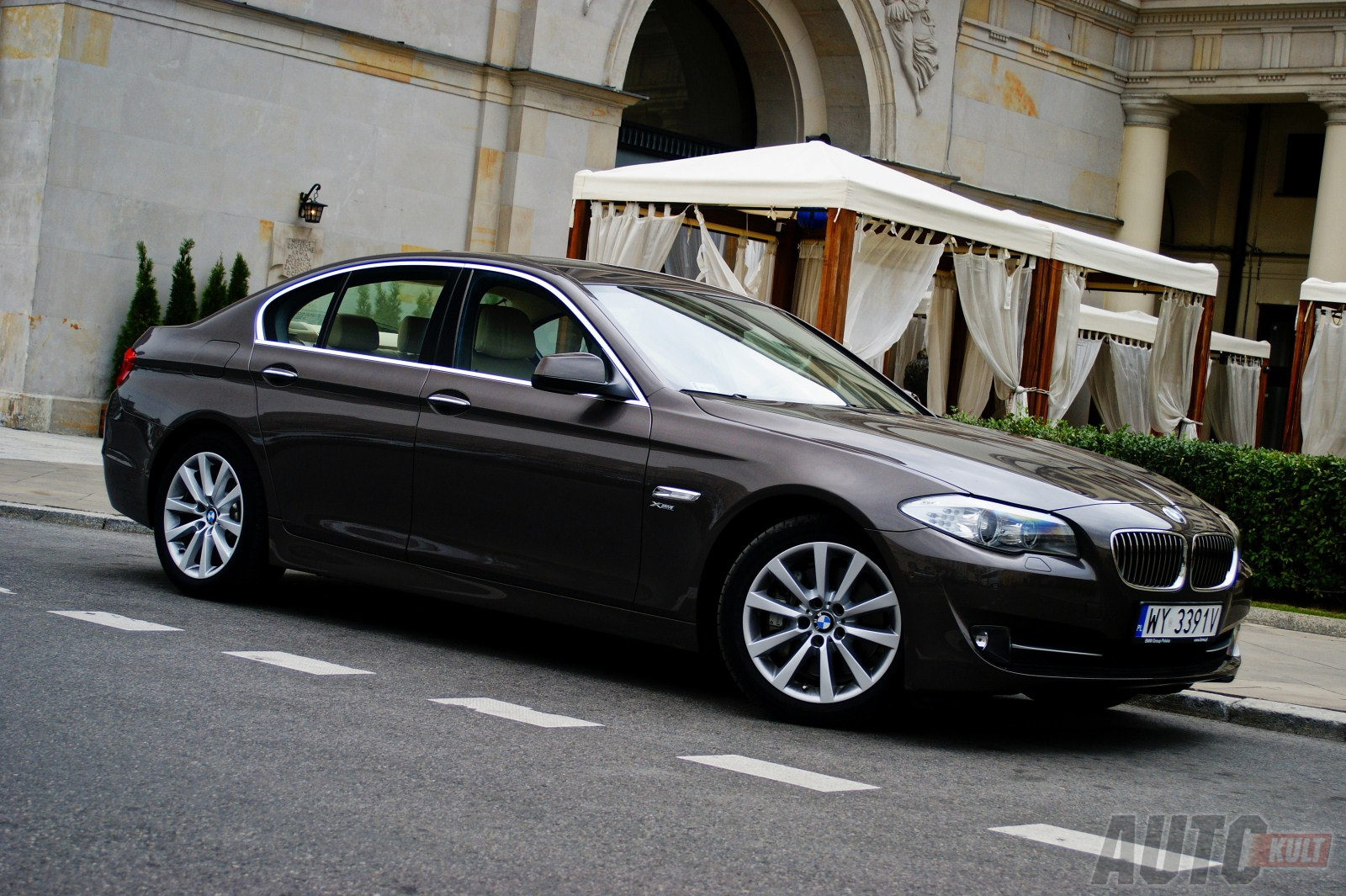 Bmw 530 2012 Review Amazing Pictures And Images Look