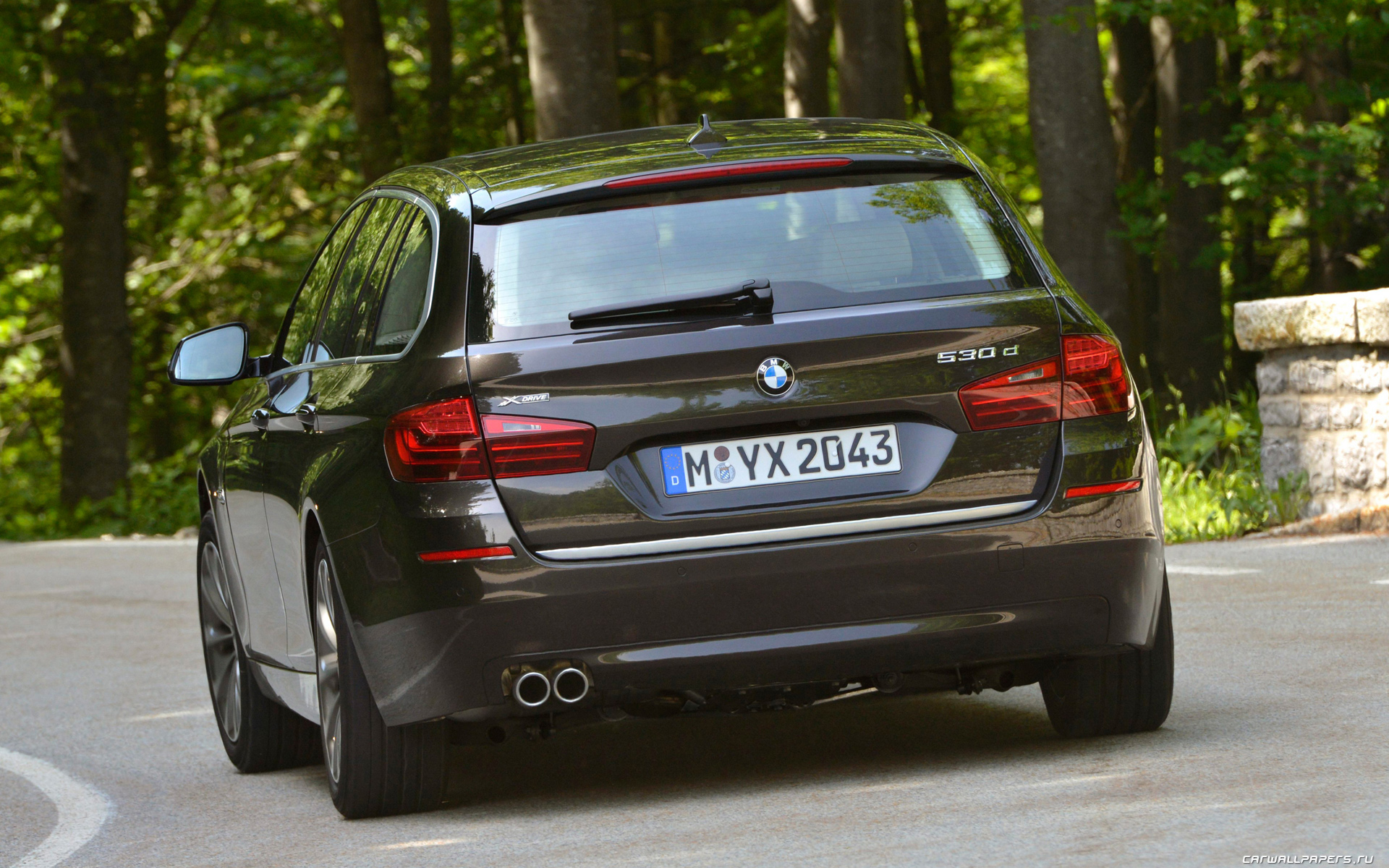Bmw 530 2013 Review Amazing Pictures And Images Look
