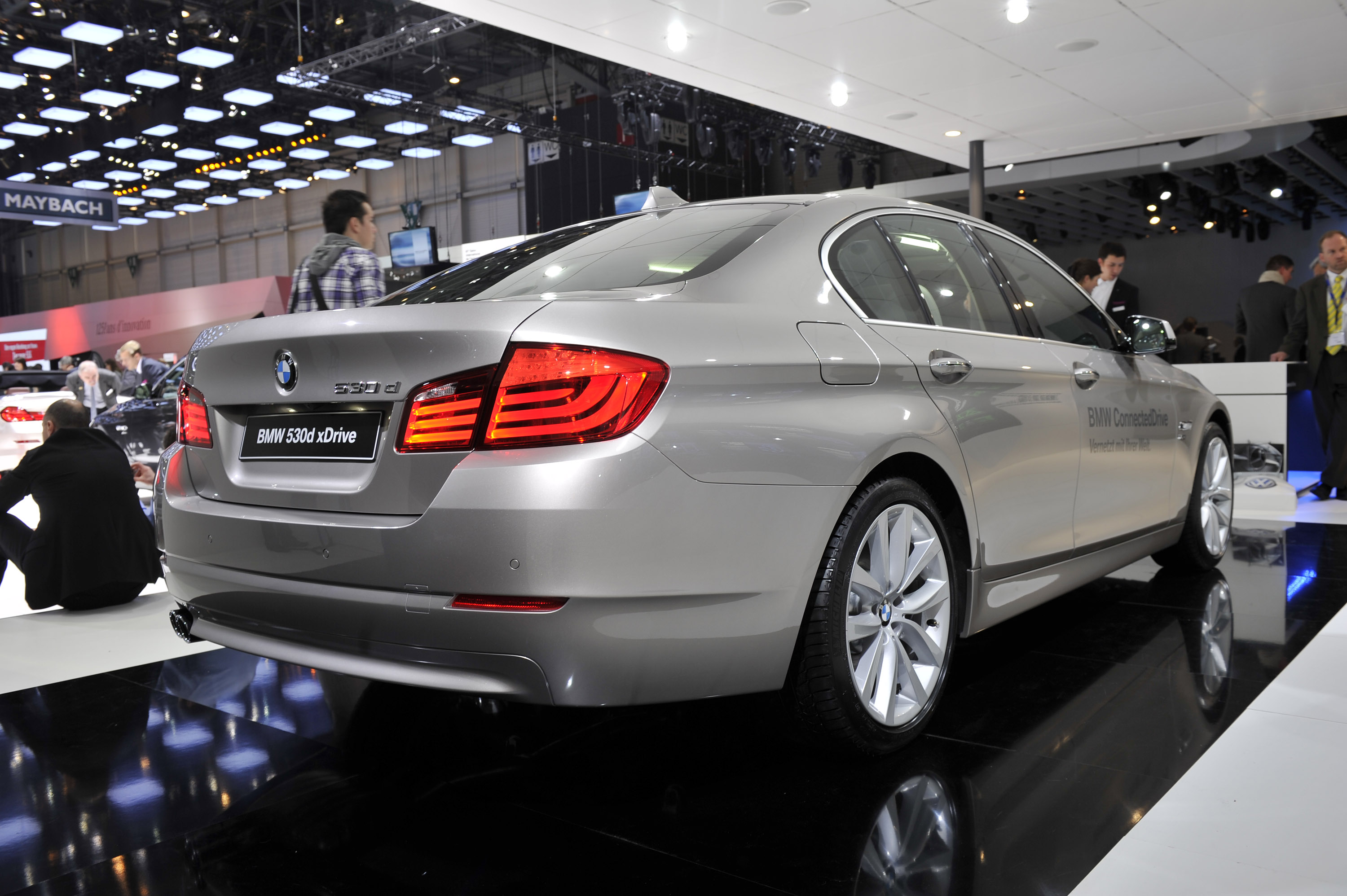 Bmw 530 2015 Review Amazing Pictures And Images Look