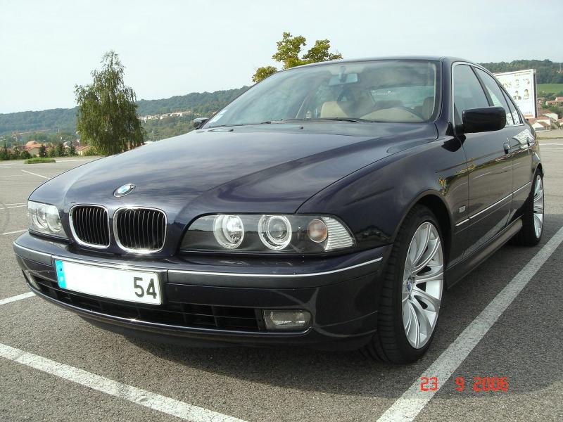 BMW 530d 2003: Review, Amazing Pictures and Images – Look at the car