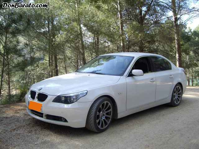BMW 530d 2004: Review, Amazing Pictures and Images – Look at the car