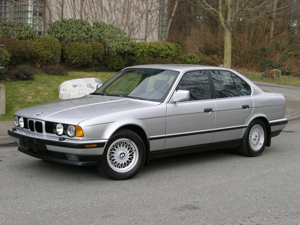 Bmw 530i 1990 Review Amazing Pictures And Images Look