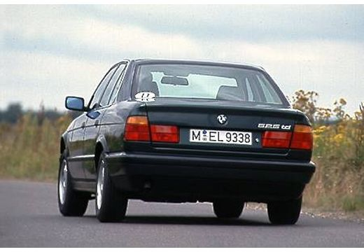 Bmw 530i 1995 review amazing pictures and images look at the car bmw 530i 1995 photo 3 publicscrutiny Choice Image