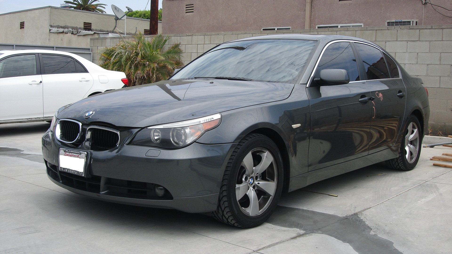 Bmw 530i 2006 Review Amazing Pictures And Images Look At The Car