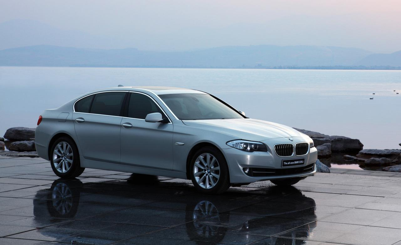 Bmw 530i 2012 Review Amazing Pictures And Images Look