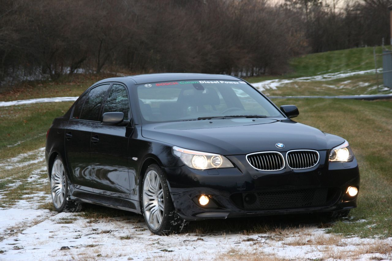 Bmw 535d 2008 Review Amazing Pictures And Images Look