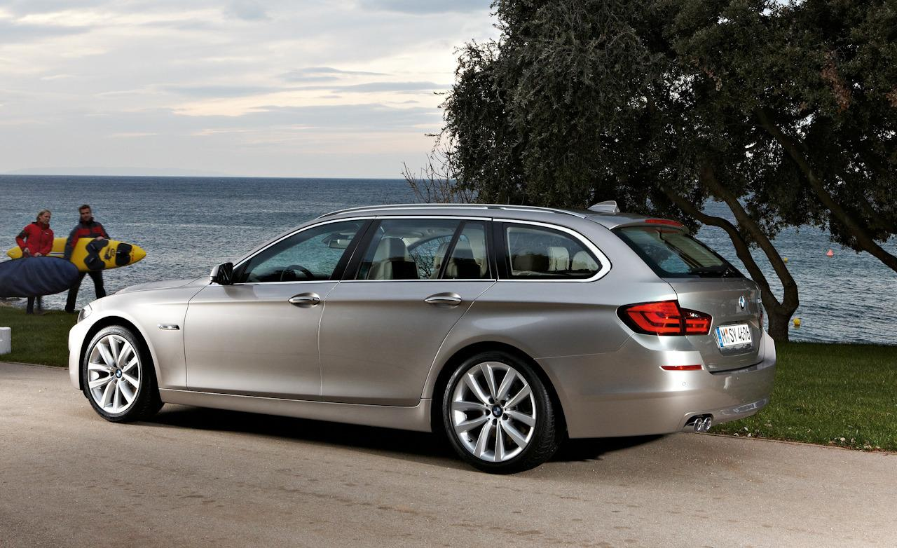 Bmw 535d 2010 Review Amazing Pictures And Images Look