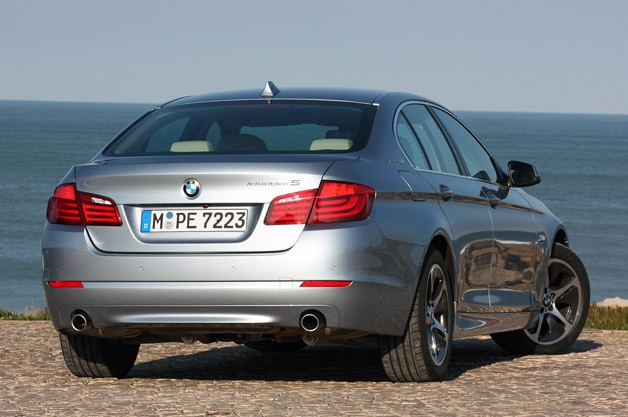 BMW D Review Amazing Pictures And Images Look At The Car - 2013 bmw 535d