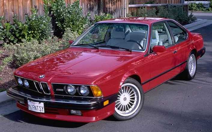 Bmw 535i 1987 Review Amazing Pictures And Images Look