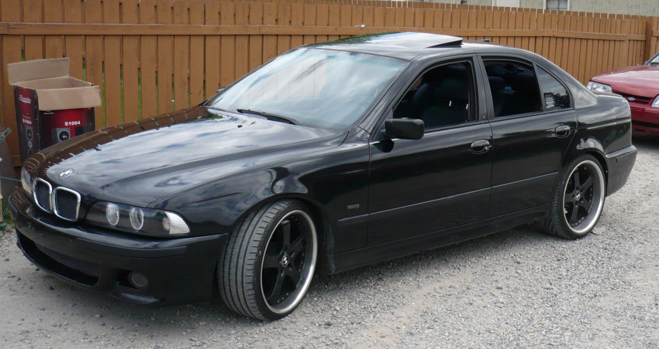 Bmw 535i 1998 Review Amazing Pictures And Images Look At The Car