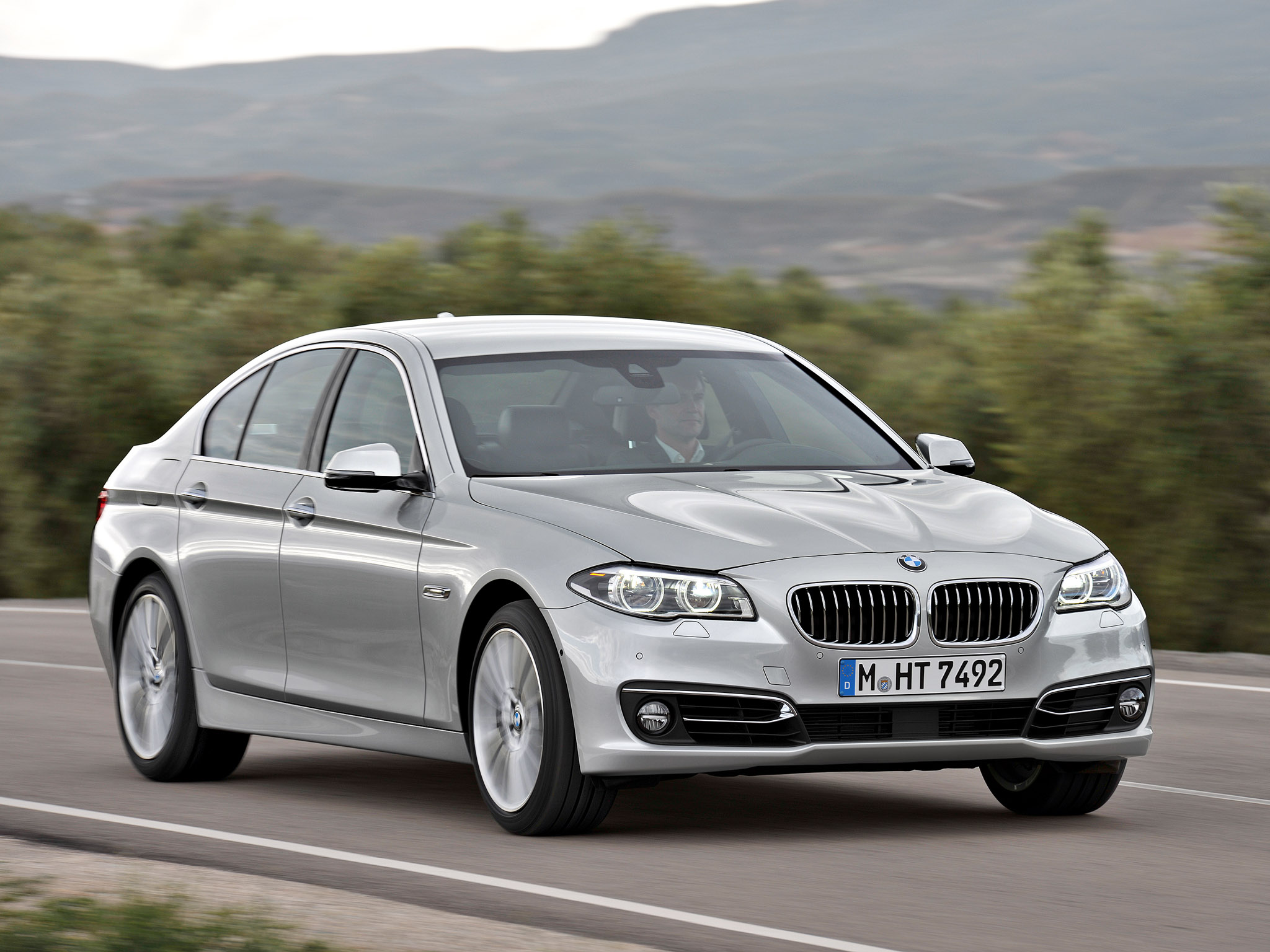 Bmw 535i 2005 Review Amazing Pictures And Images Look