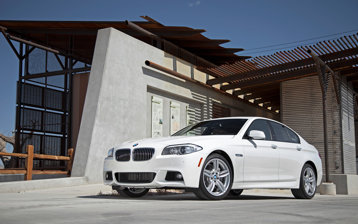 Bmw 535i 2009 Review Amazing Pictures And Images Look At