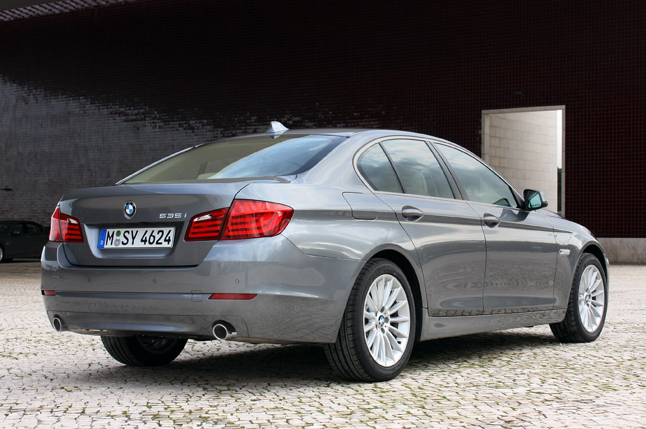 Bmw 535i 2011 Review Amazing Pictures And Images Look