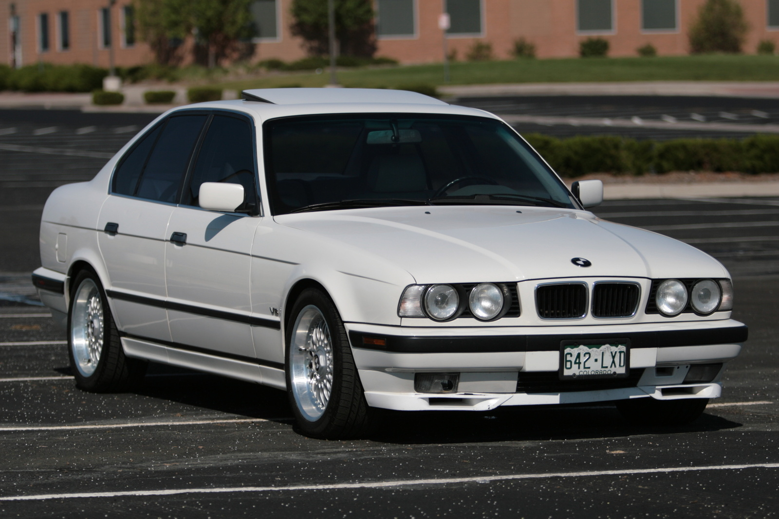 Bmw 540 1994 Review Amazing Pictures And Images Look