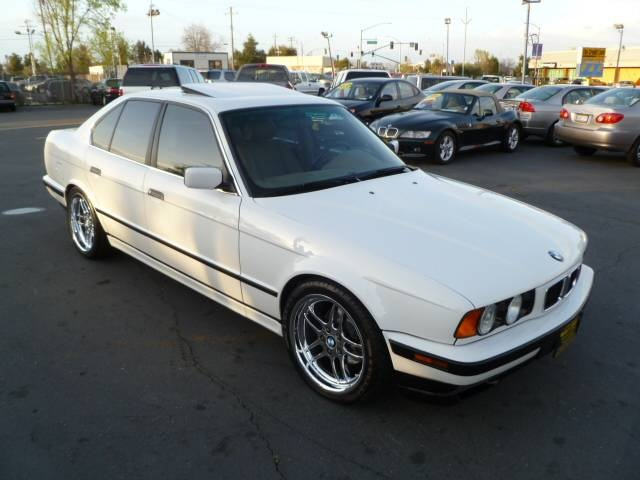 Bmw 540i 1994 Review Amazing Pictures And Images Look